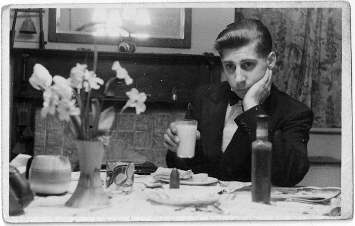 Uncle Doug, Surrey, 1944