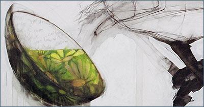 Corinne Duchesne – Dreaming Scenes by Lightsey Darst