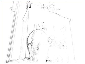 Self-portrait: George Wale