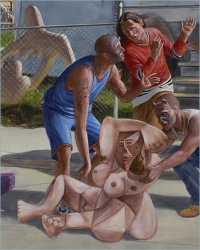Portfolio: Paintings by Kent Monkman