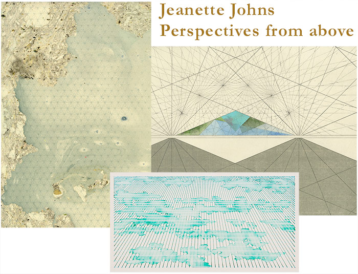 Jeanette Johns • Perspectives from Above