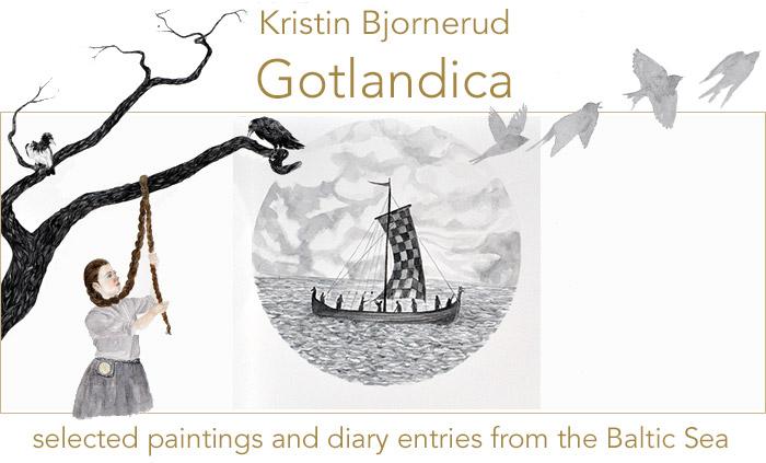 Image details: Kristin Bjornerud. Gotlandica