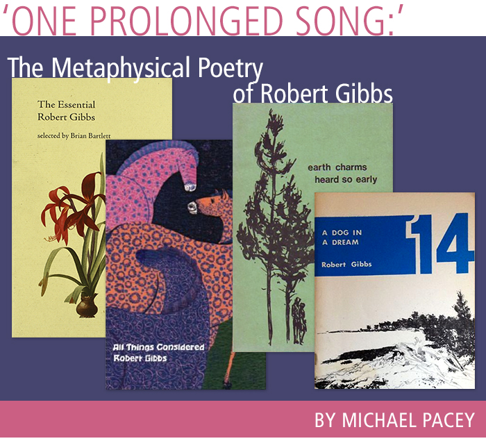 One Prolonged Song: The Metaphysical Poetry of Robert Gibbs by Michael Pacey