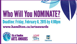 City of Hamilton Arts Awards