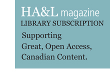 PDF: HA&L magazine Library Subscription