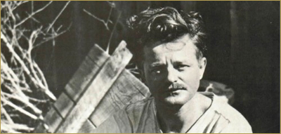 Kenneth Rexroth: Turning Eastward to Renew the West • by R. Bruce Elder. Image detail: Book cover. World outside the window: the selected essays of Kenneth Rexroth. New York: New Directions.