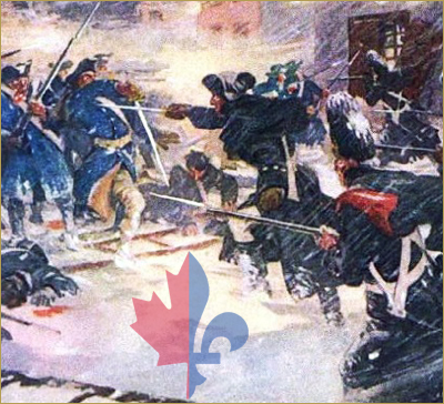Our Country — Le Canada • by Jeffery Donaldson. Montage: Charles William Jefferys / derivated work : Benoit Rochon Public Domain.