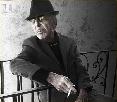 Endarkenment And Release: Leonard Cohen's You Want It Darker • by Susan McCaslin. Photograph: Sony Music. You Want It Darker, ATV Music Publishing, Nashville, 2016.