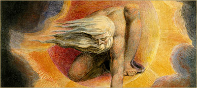 Maladjusting Us: Frye, Education, and the Real Form of Society by Joseph Adamson. Image detail: William Blake, The Ancient of Days 1794. Urizen. Public Domain.