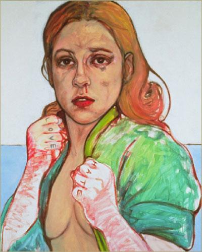 Feature Portfolio: Karate Girl III Eliza Griffiths