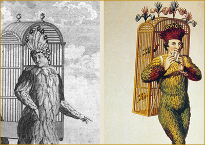 On Listening by Kim Echlin • Images: Papageno Public Domain