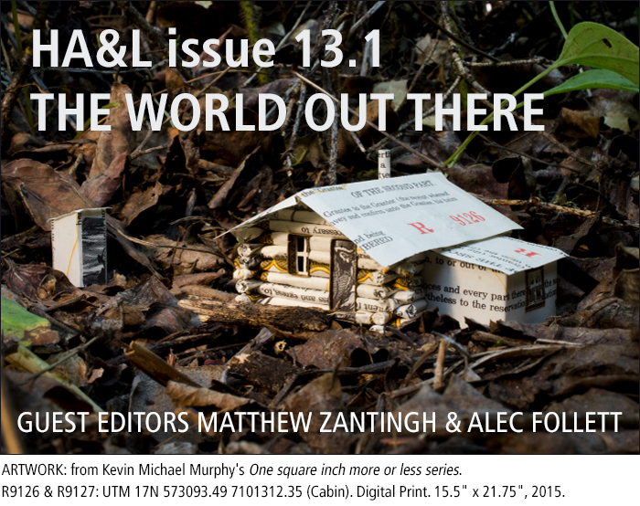 The World Out There • by Alec Follett and Matthew Zantingh