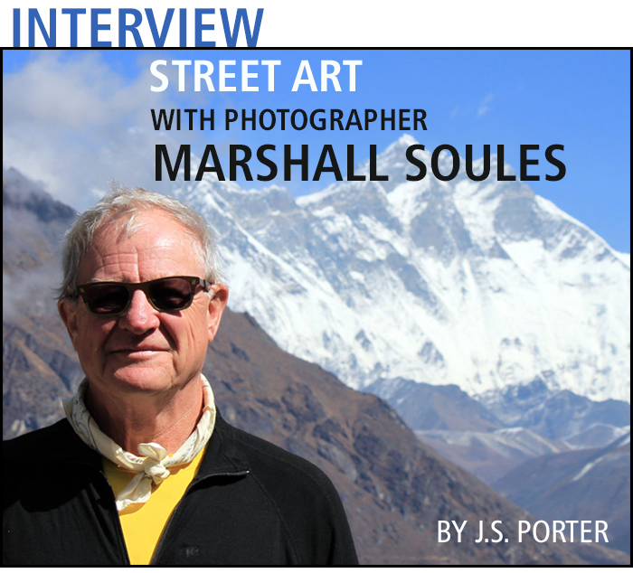 Interview with Marshall Soules • by J.S. Porter