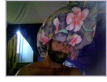 Mark Mavrinac - Pillowhead series / bio