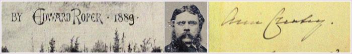 Was Edward Roper A Hamilton Artist?