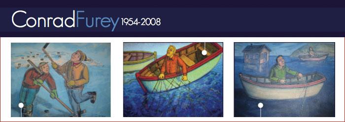 Conrad Furey 1954-2008