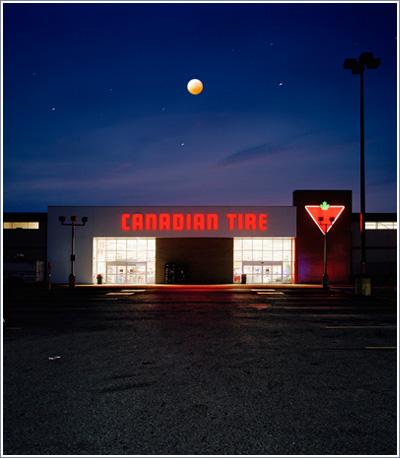 Susan Dobson: Moonrise / Susan Dobson's Retail by Anna Cox