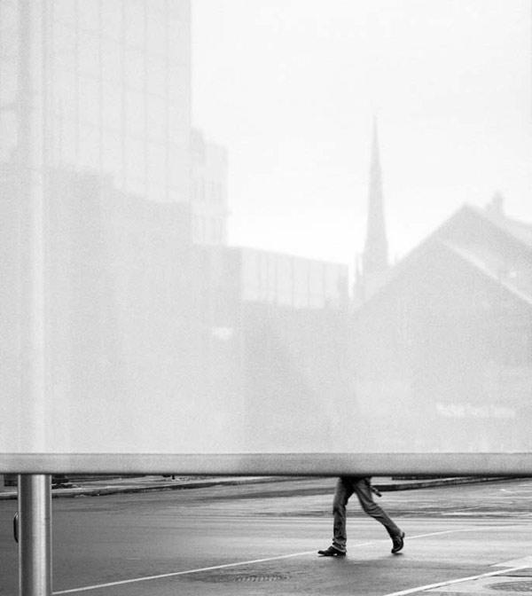 Peter Karuna - Bank Window, 2011
