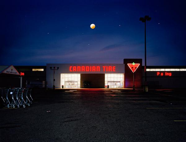 Susan Dobson - Moonrise (Canadian Tire)