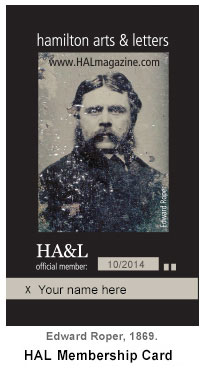 Get your HAL Membership Card