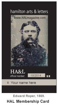 Get your HAL Membership Card