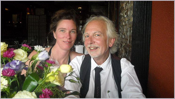 HA&L Editors, Paul Lisson & Fiona Kinsella Elope